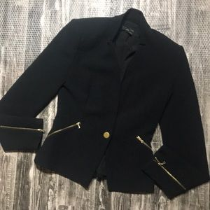 Beautiful Trafaluc by Zara Blazer Suit Top Jacket
